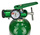 Oxygen regulator usage training can avoid accidents